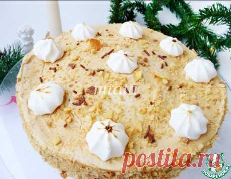 """Торт """"Любимый"""" – кулинарный рецепт"""