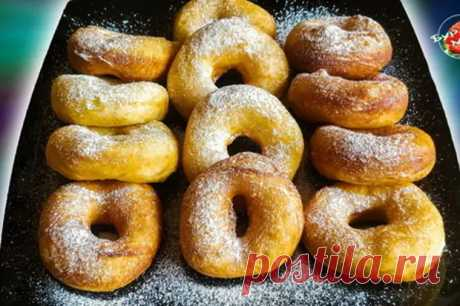 (5) Вкусные ленинградские пышки - Четыре вкуса - медиаплатформа МирТесен