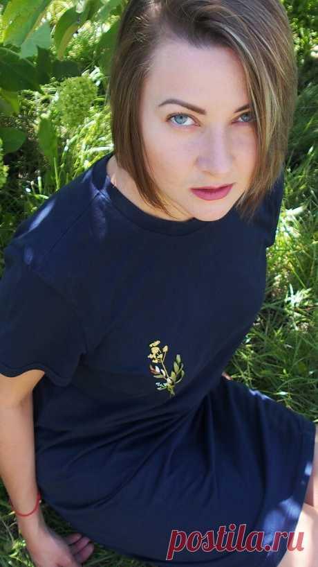 Как декорировать платье вышивкой лентами — Мастер-классы на BurdaStyle.ru