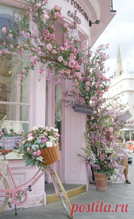 A London Photo Walk And Visions of Pink In Belgravia And Notting Hill www.extraordinarychaos.com