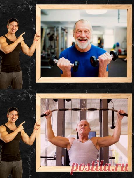 Тренировки в спорт зале для здоровья. Как оздоровиться тем кому за 40, расписываю программу