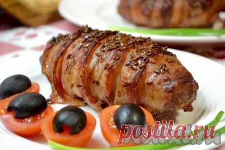 Мясные круассаны-блюдо невероятно ароматное, вкусное и нарядное.