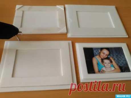 рамки для фото своими руками из подручных материалов на стену: 11 тыс изображений найдено в Яндекс.Картинках