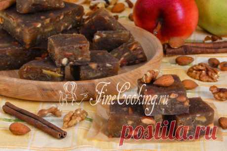 Яблочный сыр - рецепт с фото