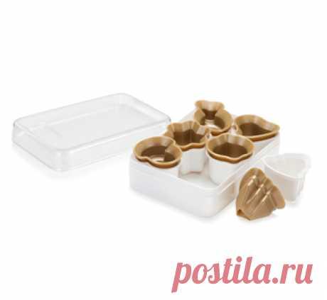 Формочки для рождественского песочного печенья DELICIA, 6шт: купить по выгодной цене в интернет-магазине TESCOMA ®