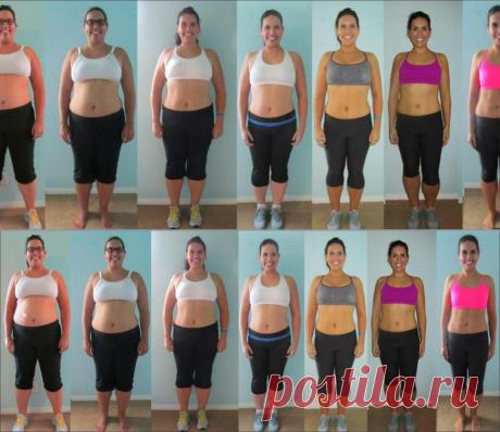 Вот некоторые из доказанных способов потерять жир, которые вы должны попробовать дома - Полезные советы красоты
