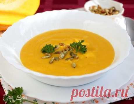 Тыквенный суп с курагой рецепт 👌 с фото пошаговый   Едим Дома кулинарные рецепты от Юлии Высоцкой