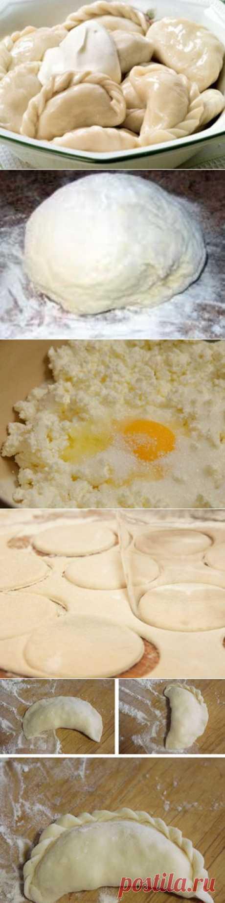 Как приготовить вареники с творогом? | Рецепты моей мамы