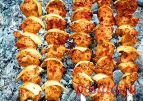 Как замачивать курицу для шашлыка :: замочить курицу для запекания :: Кулинарные рецепты :: KakProsto.ru: как просто сделать всё