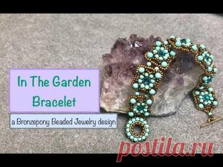 In The Garden Bracelet