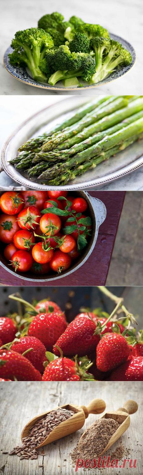 8 полезных продуктов, которые мы до сих пор ели неправильно