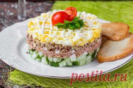 Праздничные салаты: идеи оформления и рецепты