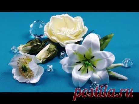 One way- 3 flowers.Continuation/Una manera- 3 flores.Continuación/Один способ- 3 цветка.Продолжение
