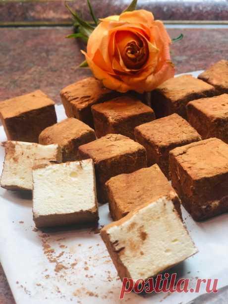 Очень люблю советский торт «Птичье молоко», а недавно стала готовить его в виде конфет и это нечто - Вкус жизни - медиаплатформа МирТесен