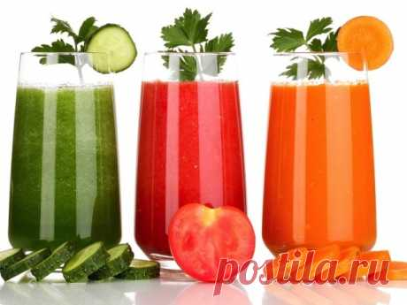 Овощные смузи. 20 лучших рецептов. Смузи для детей