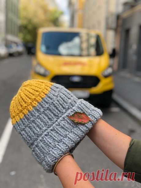 Сколько петель набрать на шапку? | Команда магазина НеБабушка | Яндекс Дзен