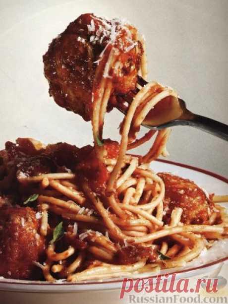 Спагетти с фаршем - 33 рецепта с фото.