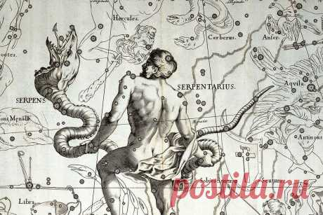 Змееносец: гороскоп и харакетистика 13-го знака зодиака