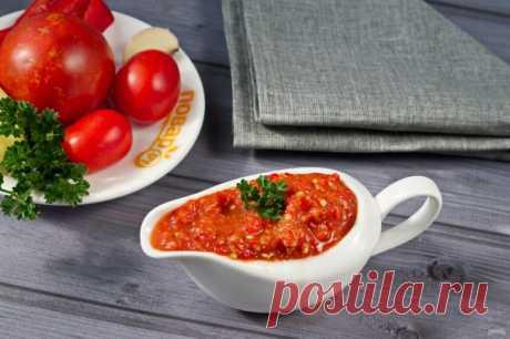 Закуска из запеченных помидоров и перцев - пошаговый рецепт с фото на Повар.ру