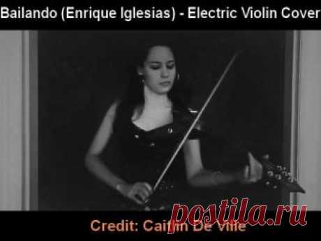 Bailando (Enrique Iglesias) - Electric Violin Cover