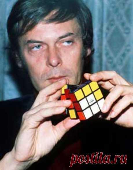 Факты о легендарной головоломке — кубике Рубика — Наука и жизнь