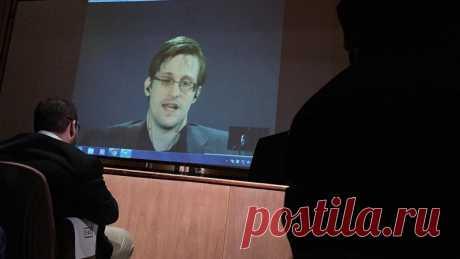 Сноуден хочет получить убежище во Франции - Новости Mail.ru