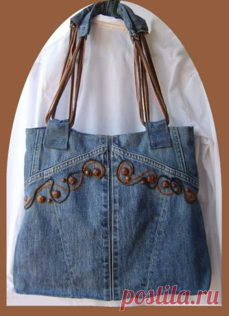 Поиск на Постиле: джинсовые сумки
