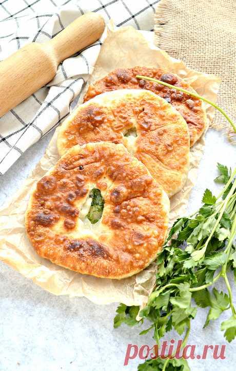 Лепешки - незамысловатые рецепты обалденной закуски