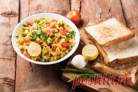 Блюда из яиц: необычные рецепты и лучшие сочетания - ТАСС