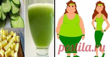 7 дней — 7 стаканов: мощный метод, который сжигает брюшной жир - Интересный блог