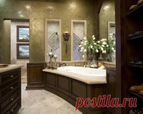 СтройРемПлан. Чем заменить кафель при отделке ванной