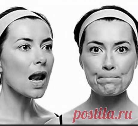 Топ упражнения для похудения и подтяжки овала лица Экология красоты: Если недостатки фигуры можно скрыть правильно подобранной одеждой, то полное лицо, пухлые щеки и двойной подбородок утаить невозможно. Не спешите расстраиваться! Специально для вас разработана эффективная методика, которая поможет вам укрепить мышцы, улучшить состояние кожи и преобразить черты лица.