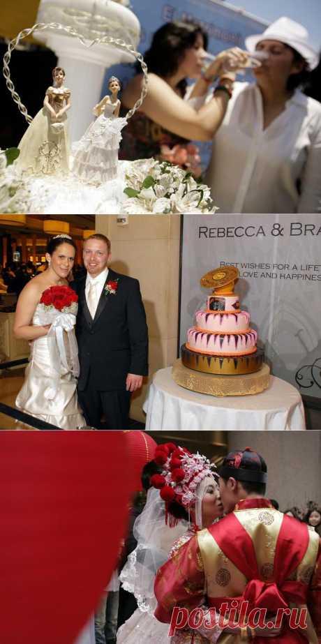 Свадьба как сделать ее необычной? :  НОВОСТИ В ФОТОГРАФИЯХ