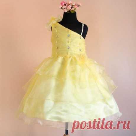 Платье ( ChiL 06 ) Размер: 100, 110, 120, 130, 140 Подкладка: сатин Ткань: Атлас