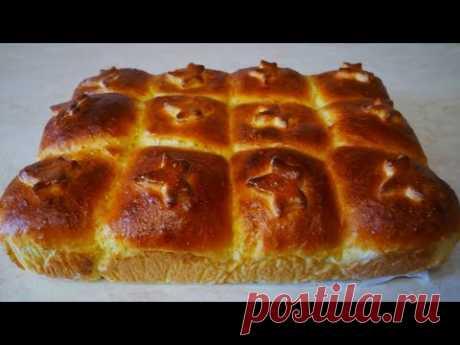 Булочки пирожки со сливами в духовке ВКУСНЕЙШЕЕ дрожжевое тесто для пирожков выпечка со сливами