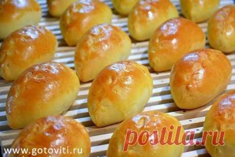Рецепт очень вкусного воздушного теста для печёных пирожков (пирогов, булочек, ватрушек и т.п.) на кефире - Готовить Вкусно (ツ)