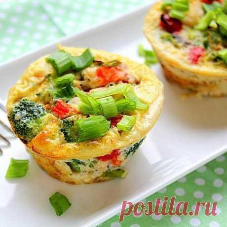 Сытный завтрак за 10 минут
