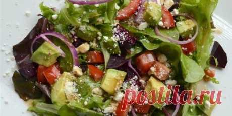 Салат со свеклой и авокадо - Вкусный дом - пошаговые рецепты с фото