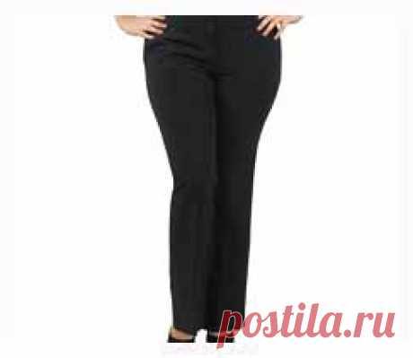 Готовые выкройки брюк для полных женщин