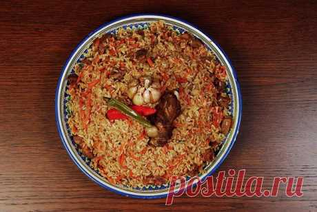 Ферганский плов, пошаговый рецепт с фотографиями – узбекская кухня: основные блюда. «Еда»