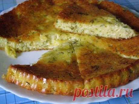 Как приготовить вкуснейший сырный пирог - рецепт, ингридиенты и фотографии