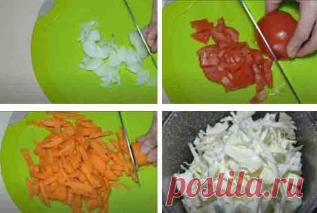 Как приготовить овощное рагу с кабачками