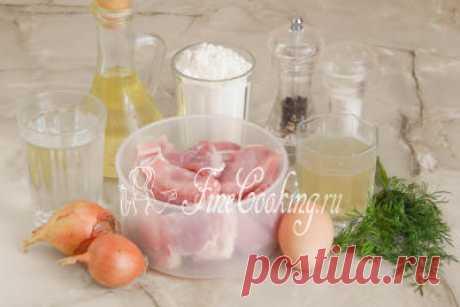 Чебуреки на заварном тесте - рецепт с фото