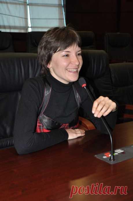 YevGeniya Kalchevskaya