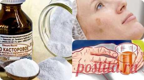 Смесь касторового масла и соды спасёт вас в этих 11 случаях лучше лекарства - interesno.win  11 случаев спасения лекарством из касторки и соды В каждом доме...