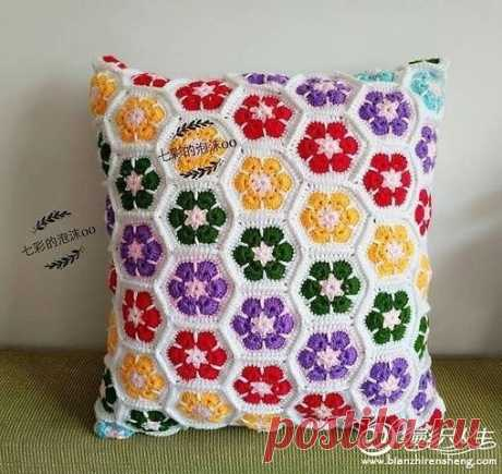 Pattern for a pillow
