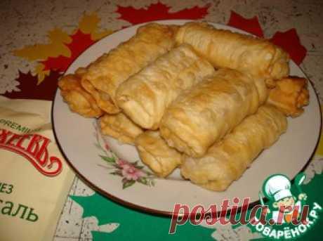 Шримп-роллы - кулинарный рецепт