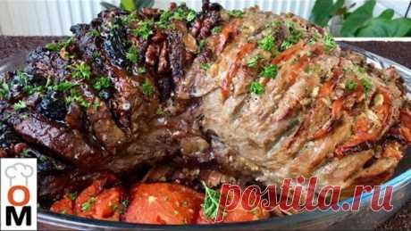 Мясо к Новому Году - Король Праздничного Стола!!!   New Year's Eve Meat Recipe   Ольга Матвей