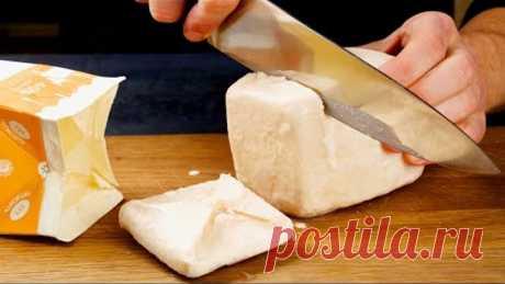 Нарезаем ряженку ножом! Проще Шарлотки, вкуснее Наполеона! 3 рецепта без возни с тестом!