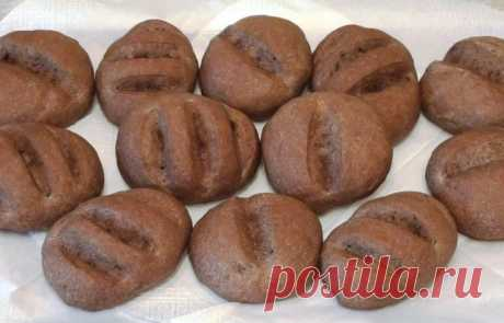 Хлебные булочки – пошаговый рецепт с фотографиями